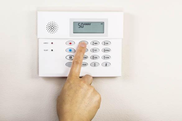 clavier alarme affordable alarme clavier avec dissimule argent with clavier alarme simple. Black Bedroom Furniture Sets. Home Design Ideas